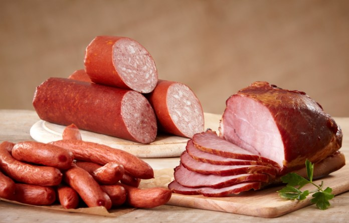 Can sausages and processed meats be carcinogenic?