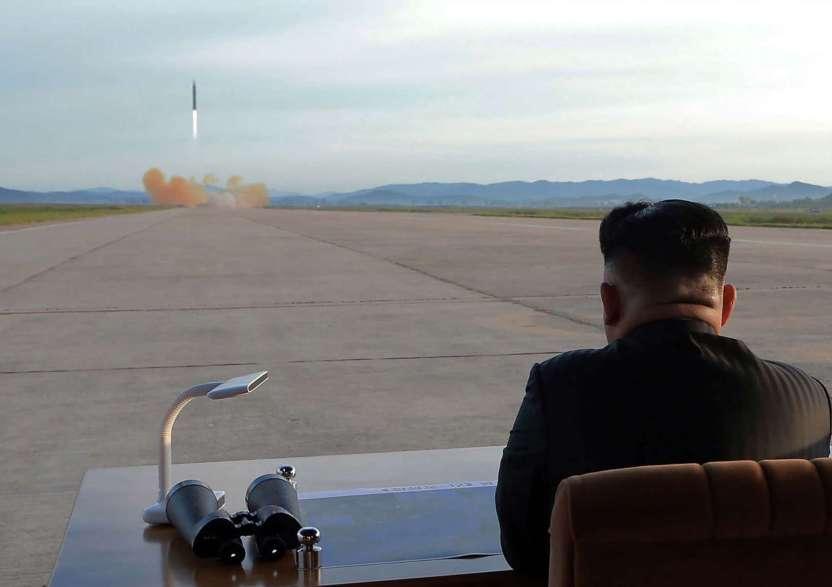 gettyimages 851817428 01 - Estados Unidos acusa a grupo de chinos y norcoreanos por desviar fondos al programa nuclear de Pyongyang