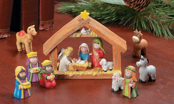5 pesebres de navidad para celebrar el nacimiento de Jesús | La Opinión