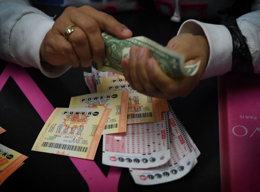 gettyimages 504837140 - Una tienda en Maryland vendió 24 boletos ganadores de un solo sorteo de la lotería