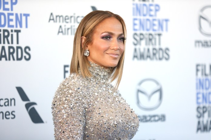 Look at the emotional message that released Jennifer Lopez for her step-daughter She
