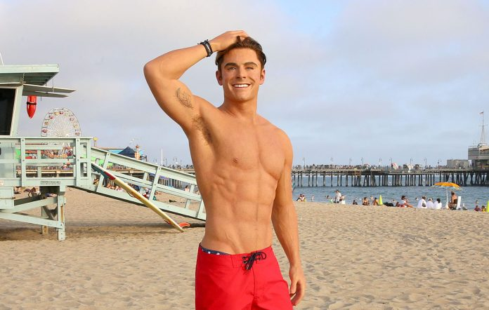 Zac Efron and other celebrities who have resigned to their physical