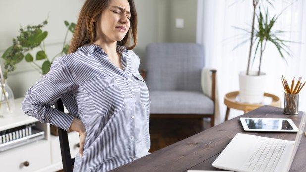 Cuarentena por el coronavirus: 6 consejos para combatir el dolor de espalda mientras trabajas desde casa