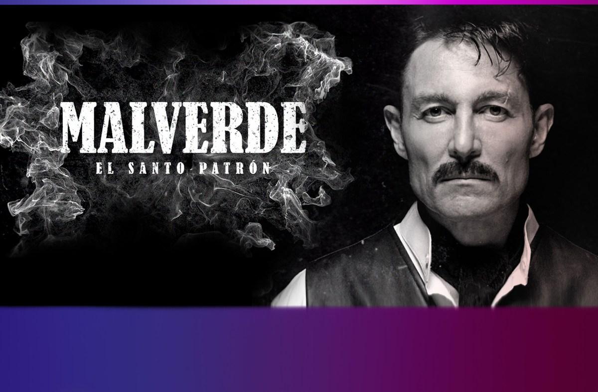 Fernando Colunga arrives on Telemundo as 'Malverde, El Santo Patron'.