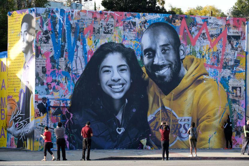 GettyImages 1197859577 - Homenaje luctuoso: Matrimonio de Kobe y Vanessa, un impulso a la unión de dos culturas en Los Ángeles