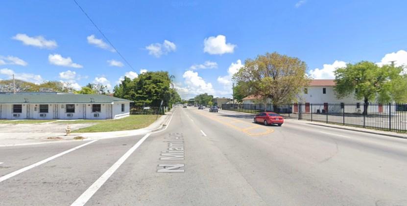 accidente tiroteo miami - Un accidente en Miami termina en un robo a punta de pistola