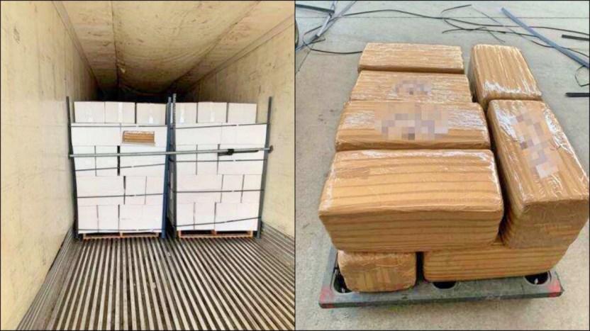 limasmota3 Fotor - Arrestan a un anciano que decía transportar limas, pero eran 5 toneladas de marihuana