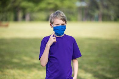 What are the risks of going back to school without even having the COVID-19 vaccine?