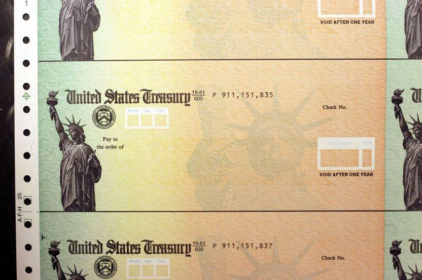 GettyImages 52182000 - A quiénes enviará IRS la ayuda económica esta semana
