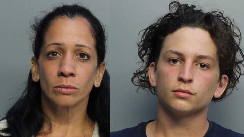 detenidos hialeah - Arrestan a una madre y a su hijo por matar a su marido en una zona latina de Miami