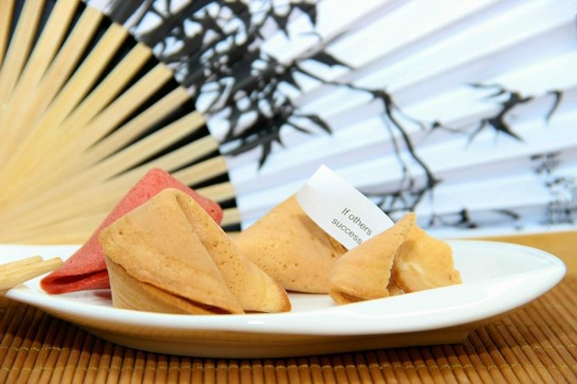 Gundula Vogel en Pixabay - ¿Quién inventó las galletas de la fortuna?