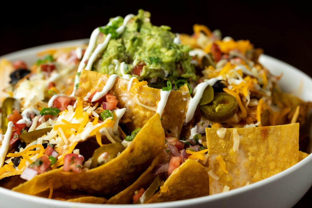 5 Mexican foods popular in the United States