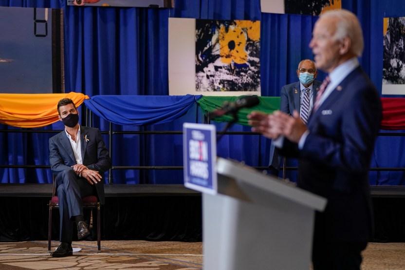 GettyImages 1228535092 - Biden busca seducir a los votantes boricuas en su viaje de campaña al sur de Florida