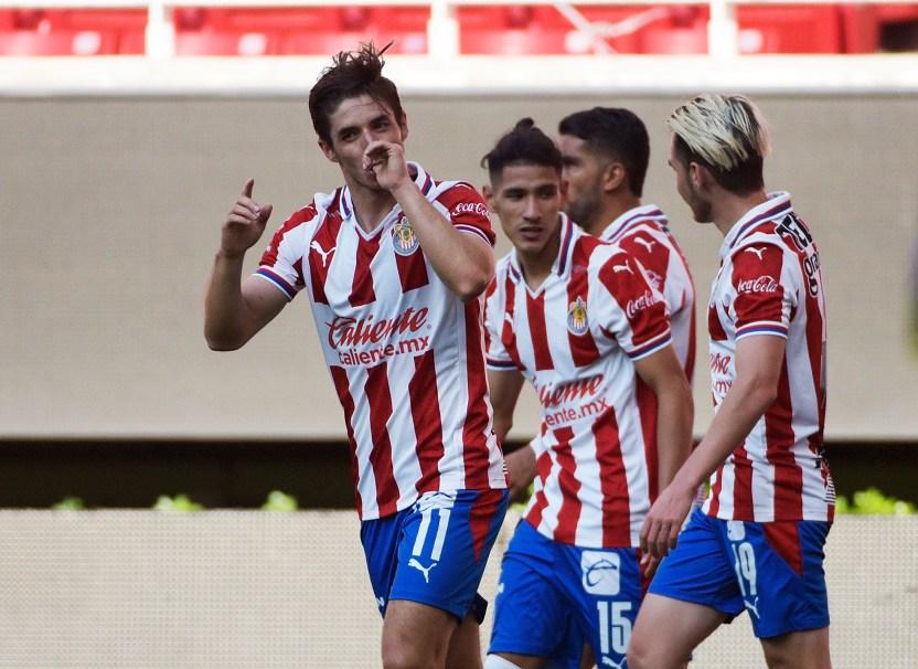 Imago 958513 - Semana de locura: Chivas, América y Cruz Azul tendrán jornada doble en la Liga MX