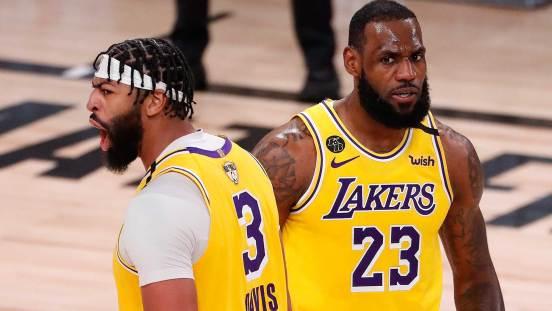Lakers Miami Finales