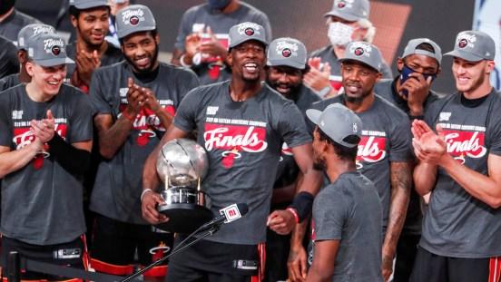 Miami Heat final NBA Lakers