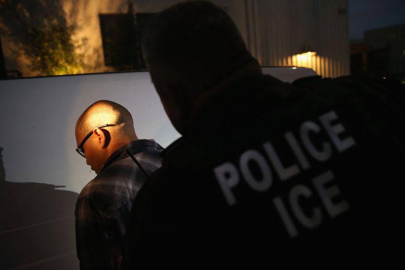 gettyimages 492659336 2 - Inmigrantes que viven en iglesias santuario renuevan sus esperanzas ante las promesas de Biden