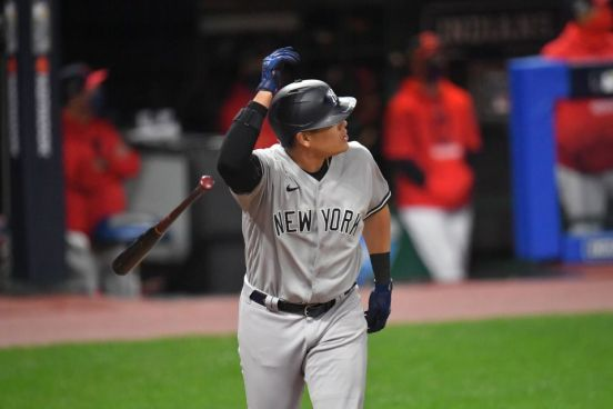 Gio Urshela Yankees playoffs