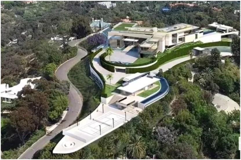 the one mansion - 'El Gordo y la Flaca' invadió 'The One', la casa más grande del mundo, y así luce por dentro