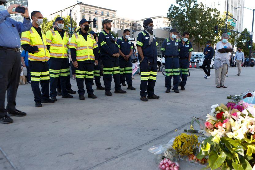 GettyImages 1233144469 - El pistolero de San José tuvo cuatro conflictos laborales recientes antes de matar a nueve compañeros
