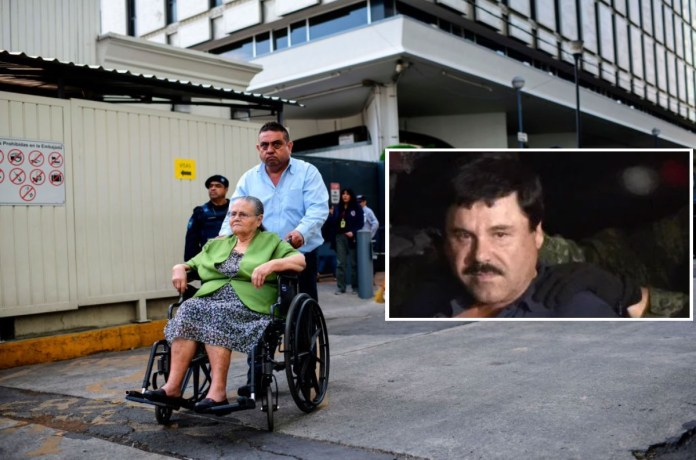 Mamá del Chapo Guzmán, Consuelo Loera Pérez convalece por coronavirus - La  Opinión