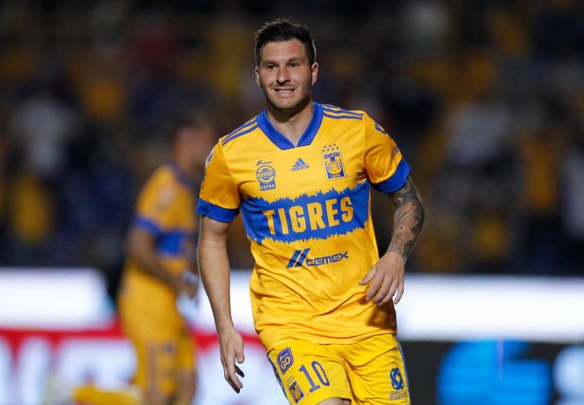 Imago 1072455 - André-Pierre Gignac se despidió de Tigres y le mandó un mensaje a la afición mexicana