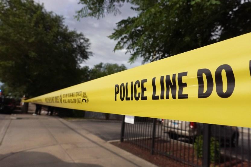 Police line GettyImages 1325068736 - Keith Gibson: el presunto asesino en serie fue acusado de 41 delitos graves en Delaware después de una ola de crímenes brutales