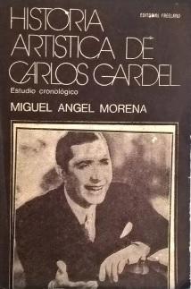 Historia artística de Carlos Gardel