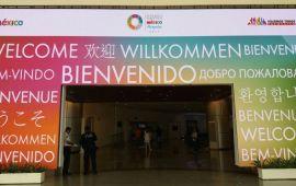 Participa gobernador en Tianguis Turístico 2017 en Acapulco
