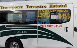 Aumentan tarifa de combis ligadas a Borge
