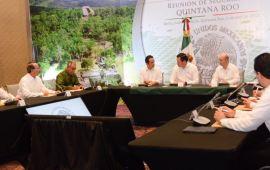 La situación es grave: Osorio Chong a empresarios