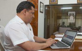"""Cumplir con declaración """"3 de 3"""", abona a la transparencia: Eduardo Martínez Arcila"""