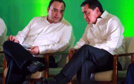 Borge, sin orden de aprehensión: Osorio Chong
