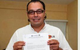 A la Justicia, nombramiento de Ortiz Jasso