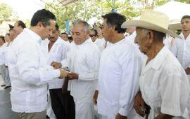 Ancestros libertarios mayas, orgullo y ejemplo para construir juntos un Quintana Roo con más y mejores oportunidades para la gente: Carlos Joaquín