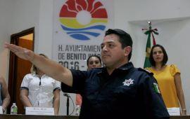 Después de 105 ejecutados, Remberto al fin tiene Secretario de Seguridad
