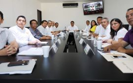 Se avanzan con acuerdos en la construcción de una reforma electoral: Eduardo Martínez Arcila