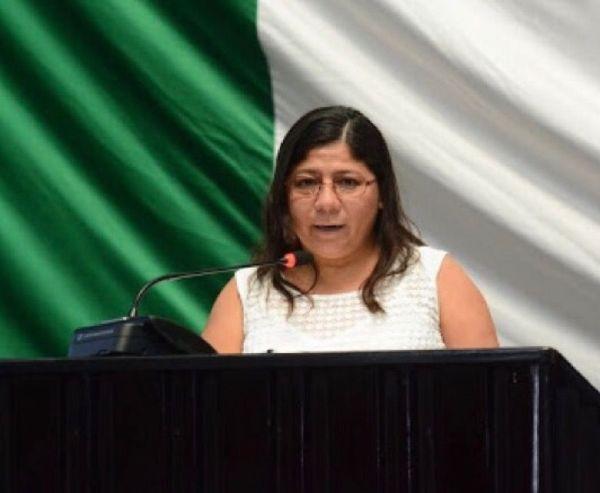 Diputada de MORENA minimiza a dirigencia estatal