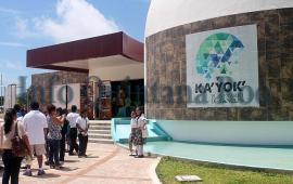 Suspende planetario Ka'Yok' actividades de contacto directo con los ojos por brote de conjuntivitis