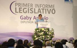 Mi compromiso es con los ciudadanos: Gaby Angulo