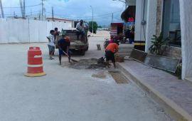 Destina Carlos Joaquín recursos a infraestructura de Holbox