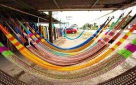 Yucatán envía hamacas para damnificados de Oaxaca; son de artesanos locales