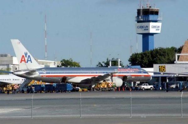 Récord de conectividad aérea y de pasajeros en aeropuerto de Cancún