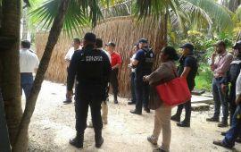 Conflicto de tierras en Tulum no concluye   Legítimos posesionarios deberán defenderse de nuevo intento de despojo: Catalina Portillo