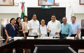 Concluye recepción de iniciativas de ley de ingresos de los municipios
