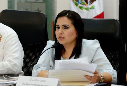 Reconoce Mayuli Martínez que desconocían antecedentes de magistrado…pero recrimina a medios por darlo a conocer tardíamente