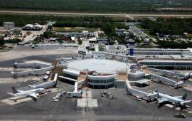 Alcanza 23 millones de pasajeros Aeropuerto de Cancún