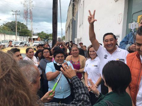 Detienen a Juan Vergara, ex titular de SEFIPLAN