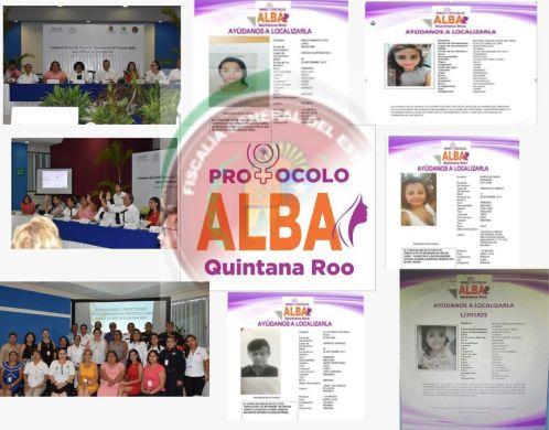 Desde la instalación del Protocolo Alba, se obtuvo un 98% de efectividad al localizar a 39 extraviadas