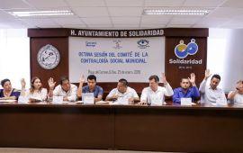 Ciudadanía supervisará acciones y obras en Solidaridad